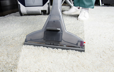 How to perform the stainmaster carpet cleaning process?